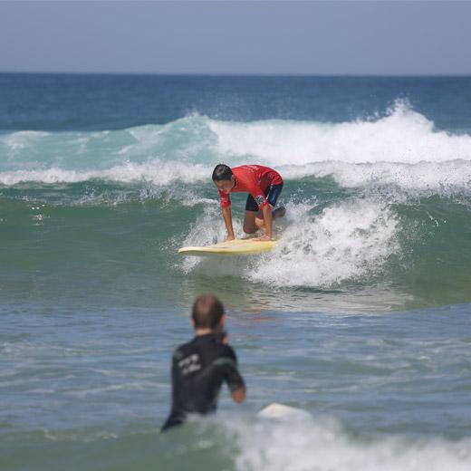 satge 3 jours, Surfing Cap Ferret